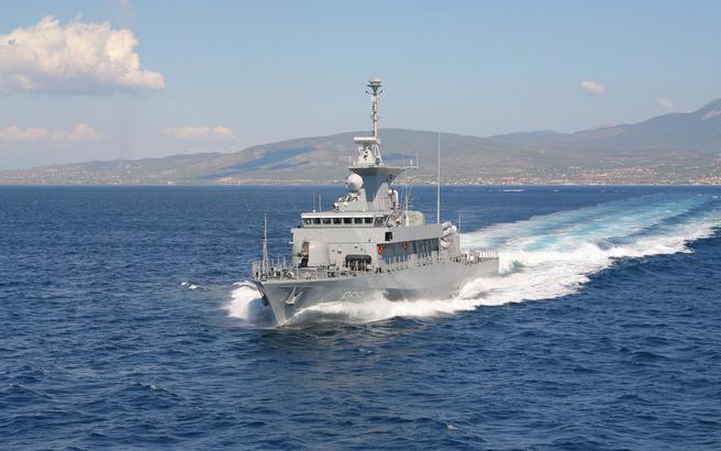 Πλοία του Πολεμικού Ναυτικού προσβάσιμα στο κοινό