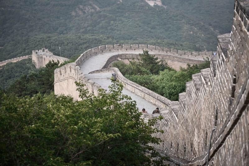 Τσίπρας, Σινικό τείχος,