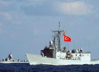 Οι Τούρκοι εξέδωσαν νέα NAVTEX για άσκηση με πραγματικά πυρά στο Καστελλόριζο