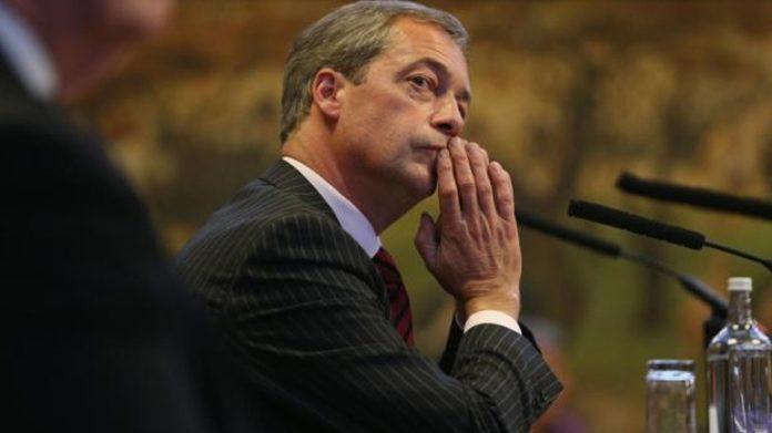 Φάρατζ, ΕΕ, διαλυθεί, 5 χρόνια,