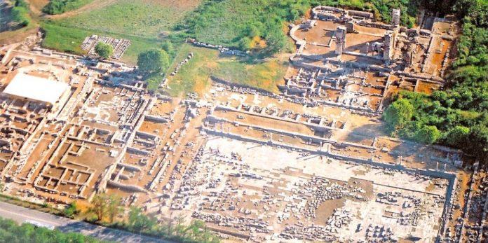 αρχαιολογικός χώρος, Φιλίππων, υποψηφιότητα, UNESCO,