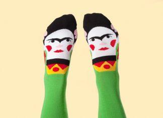 κάλτσες, διάσημος, ζωγράφος,