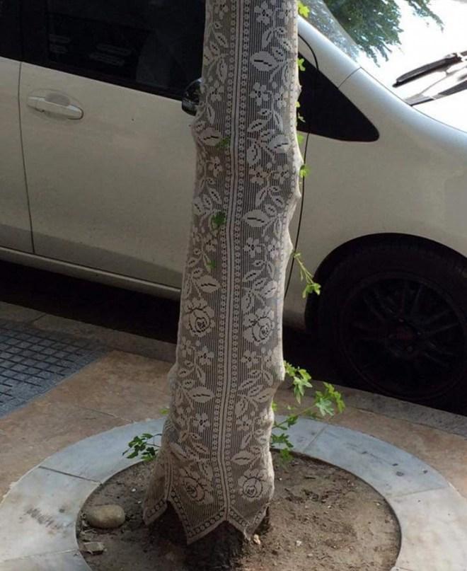 ελληνίδα μάνα, σεμεδάκι, δένδρο,