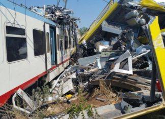 Ιταλία, σύγκρουση τραίνων, 20 νεκροί,