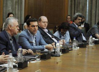 Υπουργικό Συμβούλιο τη Δευτέρα υπό τον Αλέξη Τσίπρα