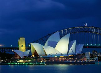 Αυστραλία, βορειότερα, χάρτες γεωεντοπισμού,