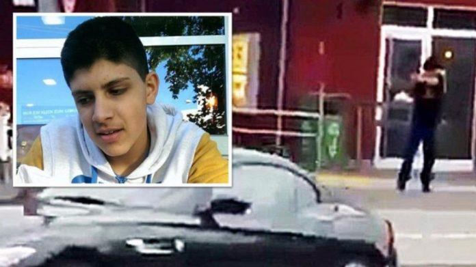 Μόναχο, συνελήφθη, 16χρονος,