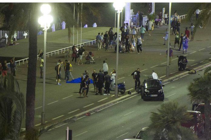 Ισλαμικό Κράτος, ευθύνη, Νίκαια,