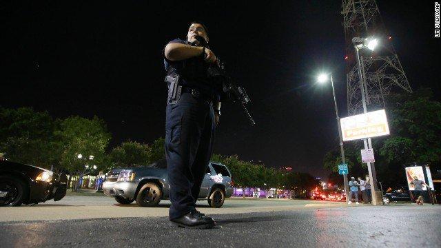 Ντάλας, νεκροί, τέσσερις αστυνομικοί,