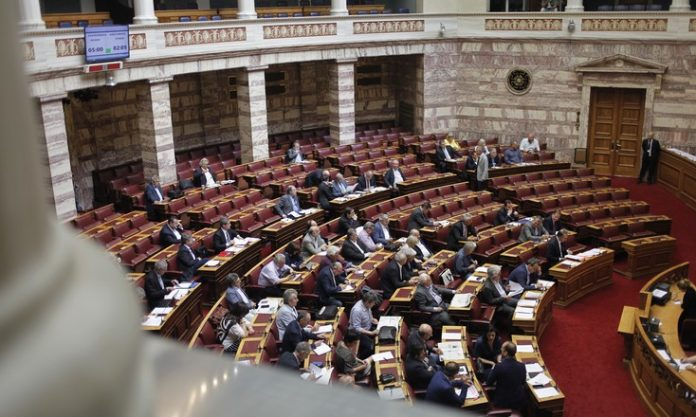 Βουλή, τροπολογία, συντάξεις,