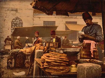 αφιέρωμα, Κωνσταντινούπολη, 1900,