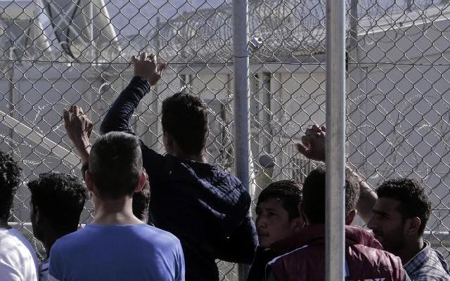 Λάρισα: Αιματηρό επεισόδιο μεταξύ προσφύγων σε καταυλισμό