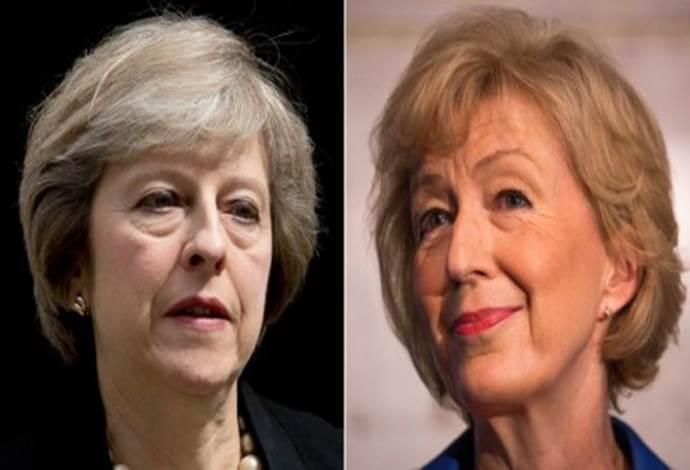 Τερίσα Μέι, Άντρεα Λίντσομ, Συντηρητικό Κόμμα, Μ. Βρετανία,