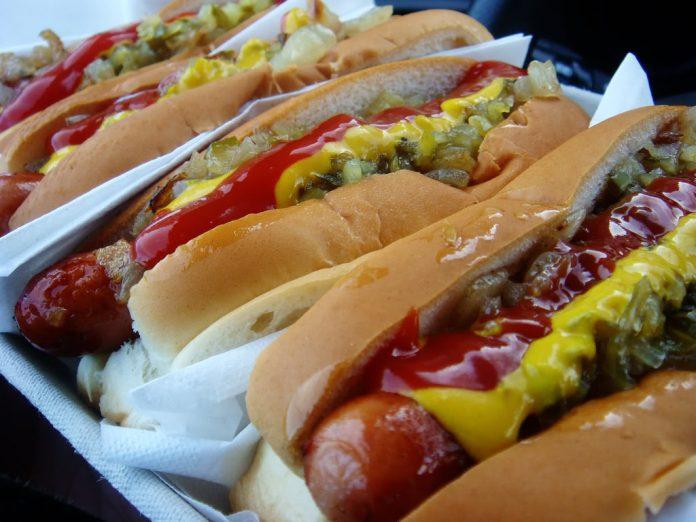 χοτ ντογκ, χορτοφάγοι, διατροφή