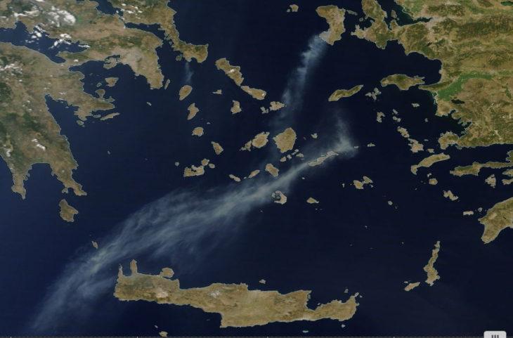 σαν σήμερα, Χίος, μητέρα Ελλάδα