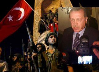 Μήνυμα εναντίον της Ελλάδας από Ερντογάν