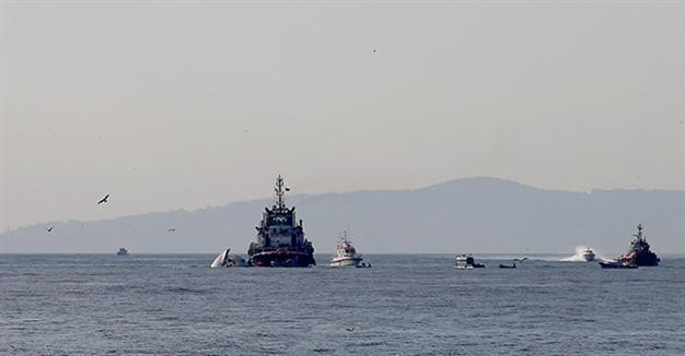έκλεισαν, στενά Βοσπόρου, σύγκρουση πλοίων,