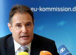 FRONTEX, επικεφαλής, ευρωπαϊκών συνόρων,