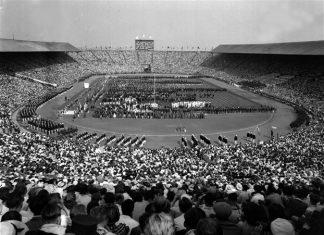 ΣΑΝ ΣΗΜΕΡΑ, Ολυμπιακοί αγώνες, Λονδίνο, 1948,