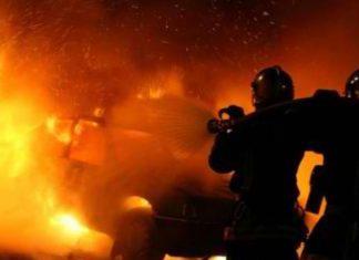 πυρκαγιά, Κέρκυρα, Νάξος,