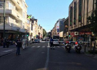 Βρυξέλλες, γυναίκα, ματσέτα, τρεις τραυματίες,