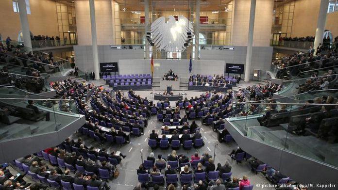 Γερμανία, Σόιμπλε, πρόεδρος, Μπούντεσταγκ,