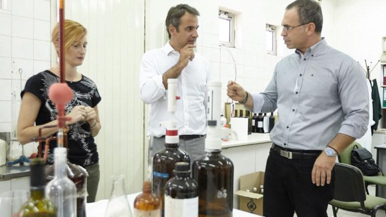 Μητσοτάκης, ειδικός φόρος κατανάλωσης, κρασί,
