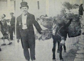 μπάρμπα-Γιάννης, κανατάς, Βούλγαρος, κατάσκοπος,