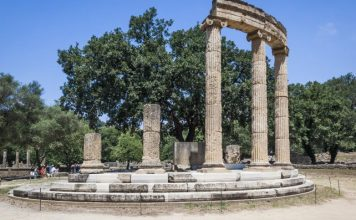 Αρχαία Ολυμπία, αρχαία Ελλάδα, Συνέδριο