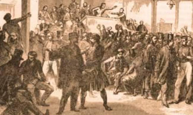 ΣΑΝ ΣΗΜΕΡΑ, πρώτες εκλογές, 1844,
