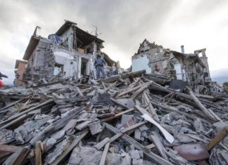 Ιταλία, σεισμός, νεκρός,
