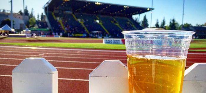 Βρετανία, τρέξιμο, μπύρα,