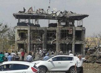 Τουρκία, έκρηξη,