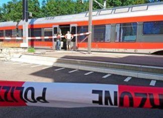 Ελβετία, νεκρή, επίθεση, τρένο,