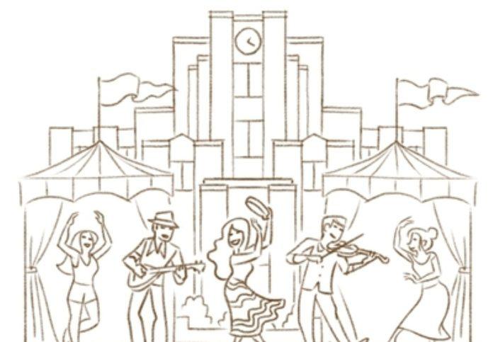 Ηράκλειο, πολιτιστικό φεστιβάλ, «Γάζι - Καλοκαίρι 2016»,