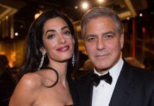 Αmal Clooney, έγκυος, δίδυμα,