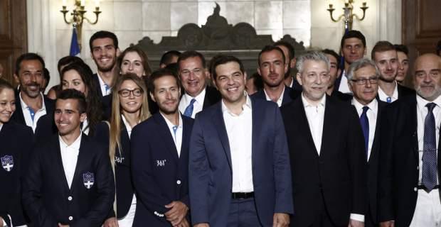 Βουλή, Ολυμπιονίκες, Ρίο,