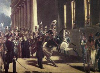 3η Σεπτέμβρη, 1843, Ελληνικός λαός, Σύνταγμα,