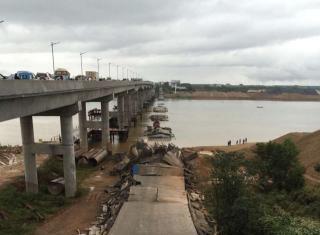 Κίνα, κατάρρευση, γέφυρας,