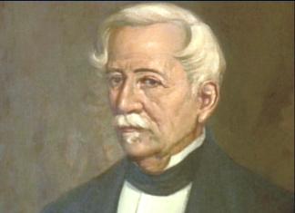 Τα οστά του ήρωα του 1821 Ανδρέα Λόντου βρέθηκαν κάτω από τη μαρμάρινη προτομή του