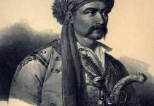 Νικηταράς, Οθωμανοί, Δολιανά, Αρκαδία,
