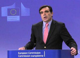 Μαργαρίτης Σχοινάς, ο πρώτος Έλληνας αντιπρόεδρος της Κομισιόν