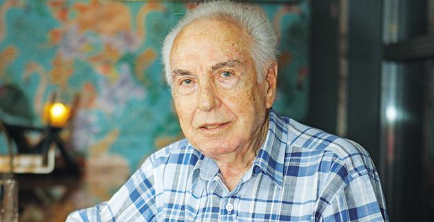 Πέθανε ο δημοφιλής ηθοποιός Τρύφωνας Καρατζάς