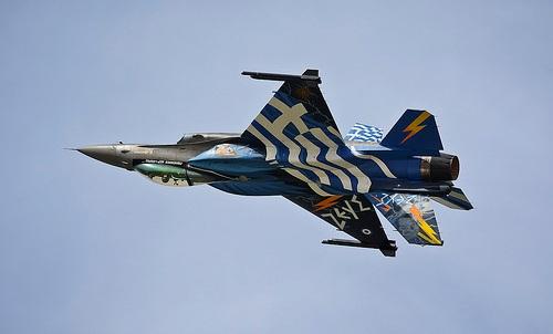 28η Οκτωβρίου: Μήνυμα του Πιλότου της Ομάδας Αεροπορικών Επιδείξεων Μεμονωμένου Αεροσκάφους F-16 ΖΕΥΣ