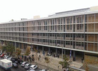 Θεσσαλονίκη: Άνδρας απαγχονίστηκε έξω από το Δικαστικό Μέγαρο
