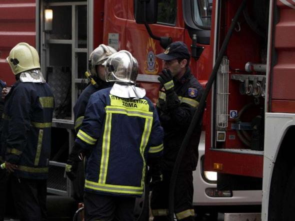 Κυψέλη: Τραγωδία - Ένας νεκρός από φωτιά σε διαμέρισμα