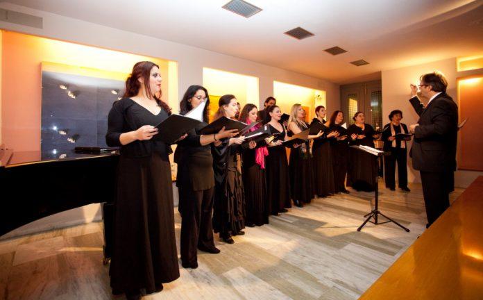 Χορωδία Δήμου Αθηναίων, Φθινόπωρο, Εθνικό Αρχαιολογικό Μουσείο,