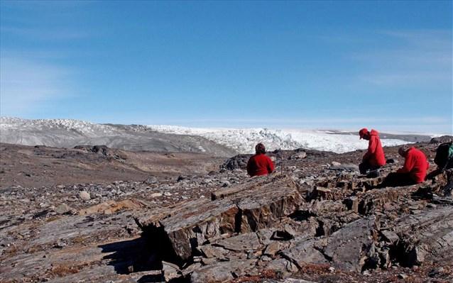 Ανακαλύφθηκαν, παλαιότερα, απολιθώματα