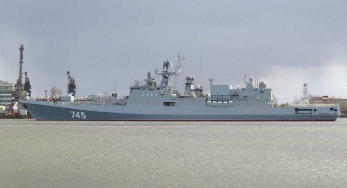 Ρωσική φρεγάτα, Admiral Grigorovich,