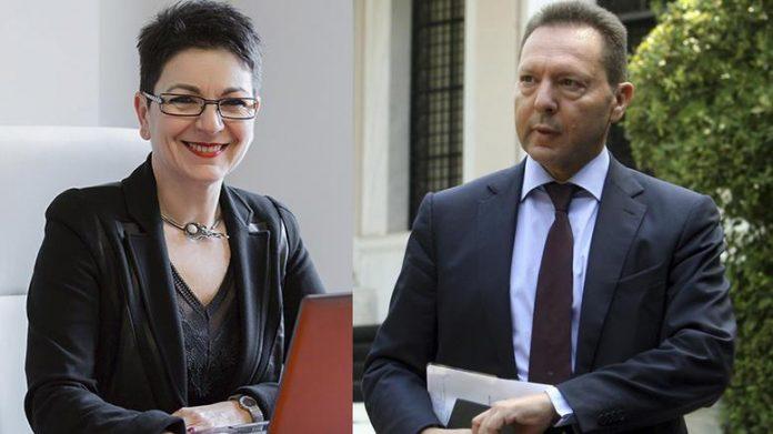 απάντηση, Λίνας Νικολοπούλου-Στουρνάρα, στόχος, σύζυγος,